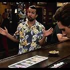Rob McElhenney and Glenn Howerton in It's Always Sunny in Philadelphia (2005)