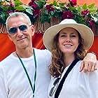 Amy Adams and Adam Shankman in Disenchanted (2022)