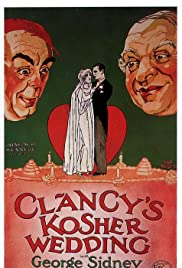 Clancy's Kosher Wedding Poster