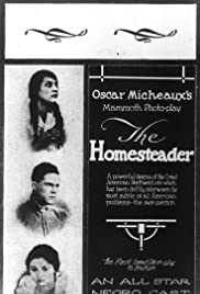 The Homesteader Poster