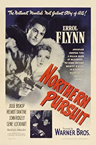 Northern Pursuit Raoul Walsh