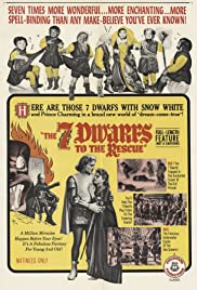 The Seven Dwarfs to the Rescue Poster