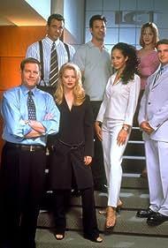 William McNamara, Charlotte Ross, Justin Carroll, Colin Cunningham, and Sherri Saum in Beggars and Choosers (1999)