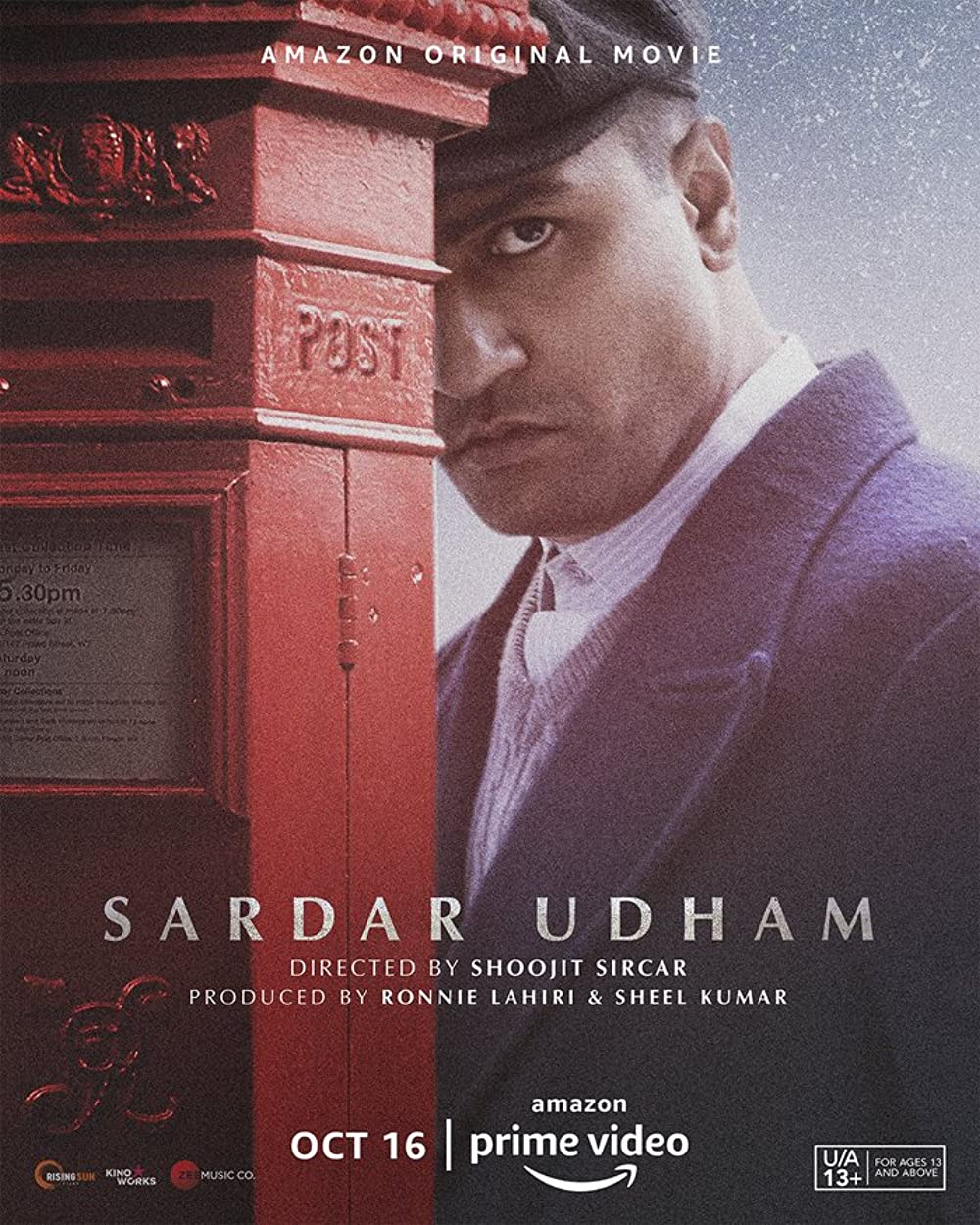 Sardar Udham 2021 Hindi Movie 600MB AMZN HDRip 720p | 480p HEVC x265 ESubs Download