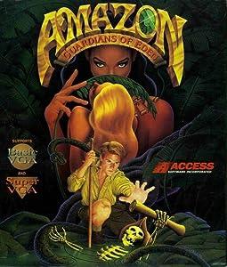 Grands films à regarder Amazon: Guardians of Eden USA [640x960] [720x594] [2048x2048] (1992)