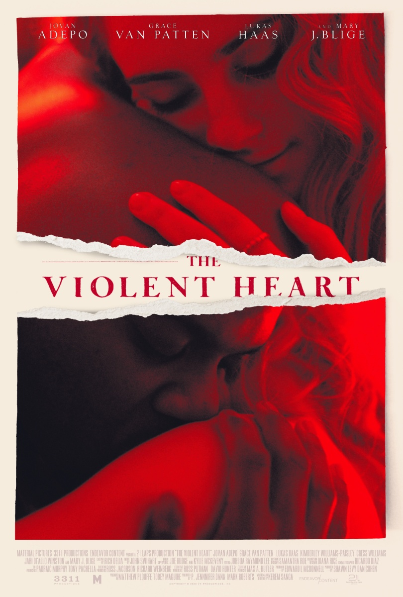 The Violent Heart (2020) WebRip 720p Dual Audio [Hindi (Voice Over) Dubbed + English] [Full Movie]