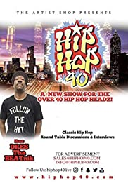 Hip Hop 40 Live Poster