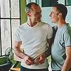 Jérôme Pradon and Nicolas Larzul in Paradisco (2002)