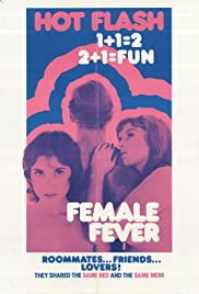 Female Fever Poster