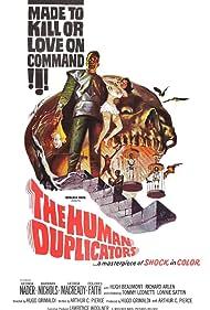 The Human Duplicators (1965) Poster - Movie Forum, Cast, Reviews