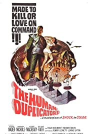 The Human Duplicators (1965) Poster - Movie Forum, Cast, Reviews