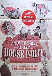House Party Poster