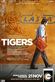 Emraan Hashmi in Tigers (2014)