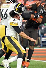 Pittsburgh Steelers vs. Cleveland Browns Poster