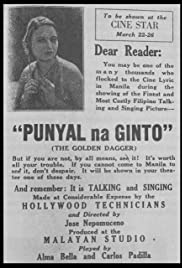 Watch Full HD Movie Punyal na ginto (1933)
