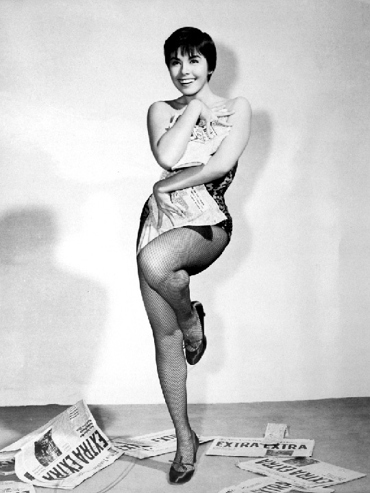 Neile Adams in This Could Be the Night (1957)