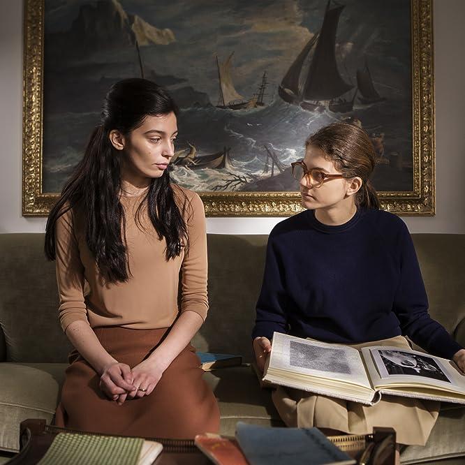 Margherita Mazzucco and Gaia Girace in My Brilliant Friend (2018)