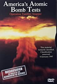 America's Atomic Bomb Tests: Operation Tumbler Snapper Poster