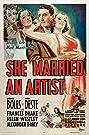 She Married an Artist (1937) Poster