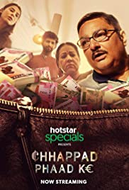 Chhappad Phaad Ke Poster
