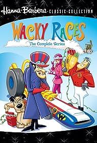 Wacky Races (1968) Poster - TV Show Forum, Cast, Reviews