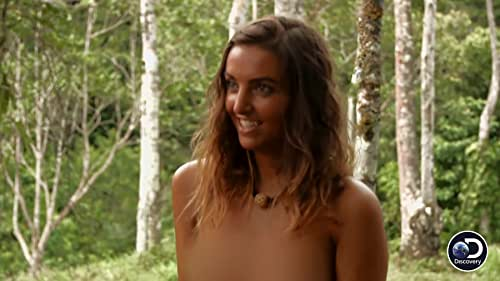 Naked and Afraid: A Naked Threesome In The Rainforest