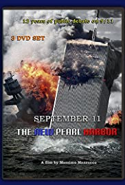 September 11: The New Pearl Harbor Poster