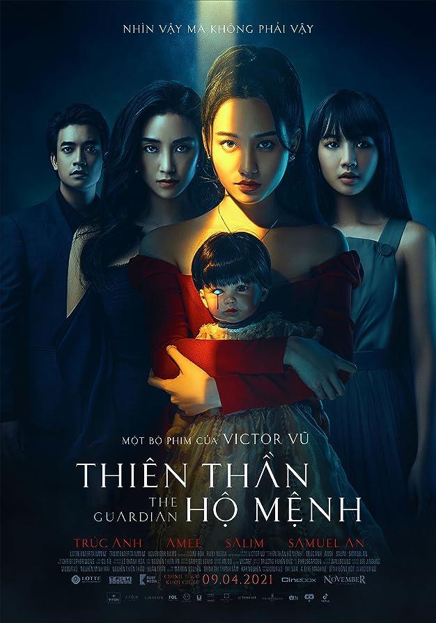 Review Phim Thiên Thần Hộ Mệnh