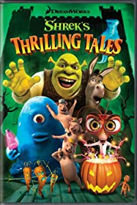 Good website for free movie downloads Shrek's Thrilling Tales by Simon J. Smith [Mkv]