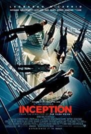 Inception: Jump Right Into the Action Poster
