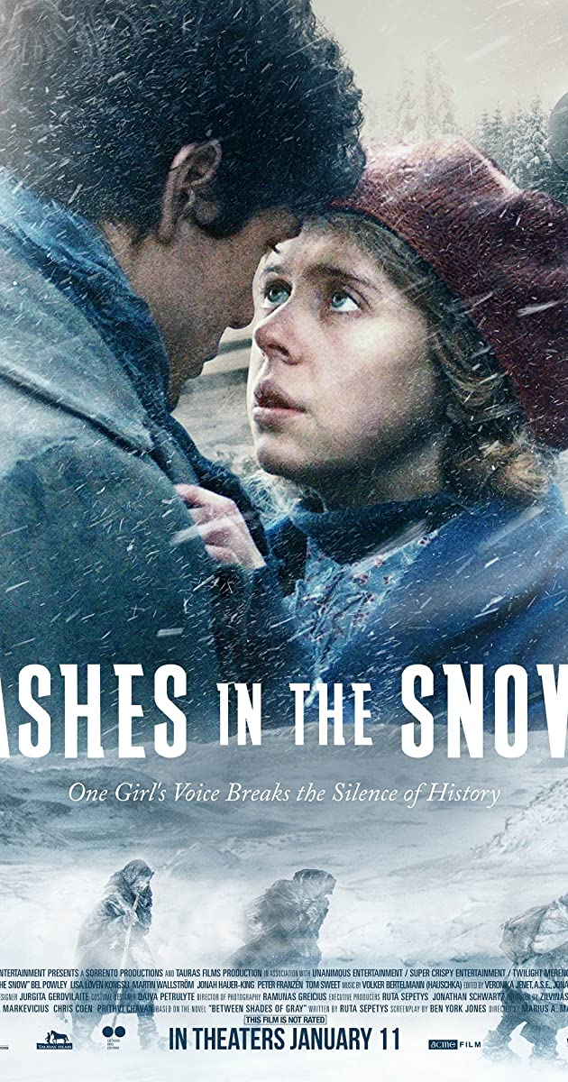 Subtitle of Ashes in the Snow