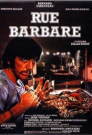 Barbarous Street Poster