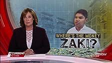 Where's the Money, Zaki?