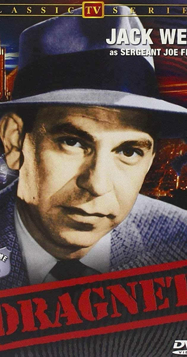 Dragnet (TV Series 1951–1959) - IMDb