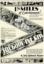 The Good-Bye Kiss Poster