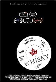 Whisky Poster