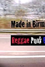 Made in Birmingham: Reggae Punk Bhangra Poster