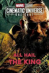 Ben Kingsley in Marvel One-Shot: All Hail the King (2014)