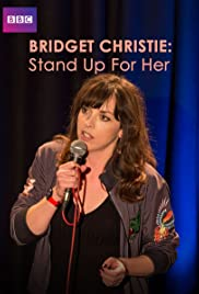 Bridget Christie: Stand Up for Her Poster