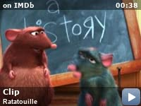 rats name from ratatouille