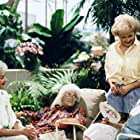 Estelle Getty, Rue McClanahan, Bea Arthur, Blanche Devereaux, and Betty White in The Golden Girls (1985)
