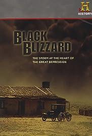 Black Blizzard Poster