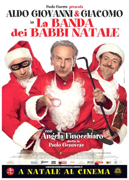 Film Natale.La Banda Dei Babbi Natale 2010 Imdb