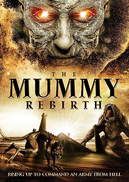 The Mummy Rebirth (2019) Dual Audio [Hindi+English] Uncut 720p HD-Rip x265 AAC 600MB