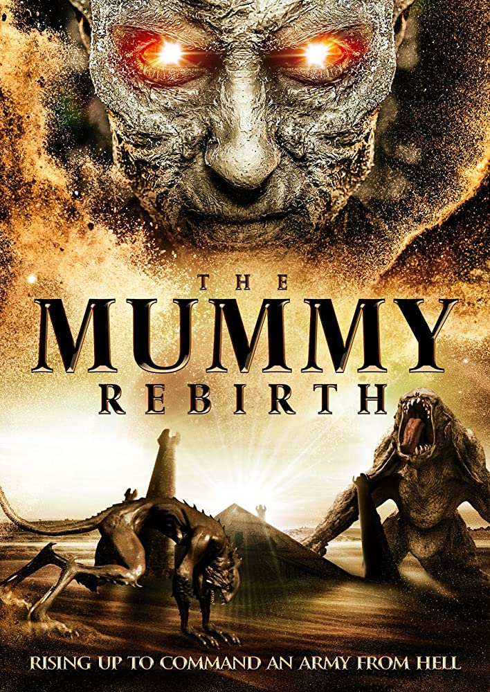 The Mummy Rebirth 2019 English 720p WEB-DL 600MB Free Download