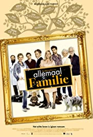 Allemaal Familie Poster
