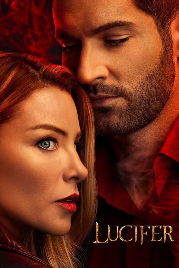 Lucifer (2016) Season 3 Hindi Dubbed (Netflix)