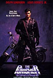 The Punisher (1989) Poster - Movie Forum, Cast, Reviews