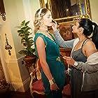 Leona Clarke and Henna Samplay in An Inspector Calls (2018)