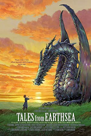 Tales from Earthsea Poster Image
